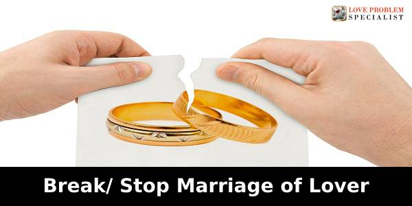 stop marriage of lover